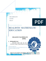ERNI ASMIRAYANTI_081104060 (Realistic Mathematic Education)