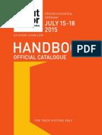 Outdoor 2015 Handbook