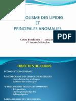 Metab Des Lipides Boukhira 2018 19-1(1)