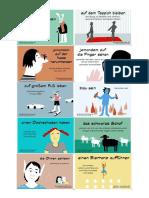 Redensarten Mit Bildern Lernen