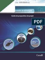 PDT Guide de Proposition de Projet 2017-02-14