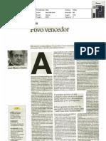 """Povo vencedor - artigo jornal """"i"""", 2-abr-2011"""