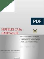 MEDIDAS DE MUEBLES DE RECAMARA