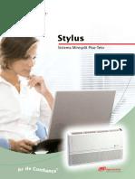 Split Teto Stylus Mcx-comercial