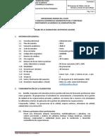 Silabo de Gestion de Calidad - Uac 1