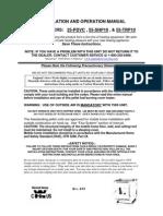 Pellet Stove manual