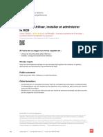 M2i Formation – ALFRE-ADM – Alfresco - Utiliser, installer et administrer la GED