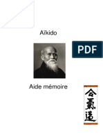 Aikido Aide Memoire Patrick Wulliens