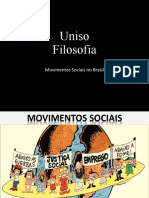 Movimentos Sociais Brasil