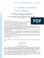 Décret no 2010-1016 du 30 août 2010 relatif aux obligations de l'employeur