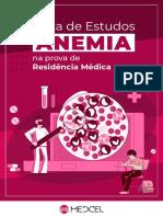 Anemia na prova de Residência Médica