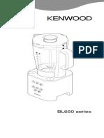 блендер kenw BL-650