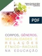 Livro Gênero e Sessualidade Na Escola