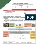 Informe de Estandarizacion