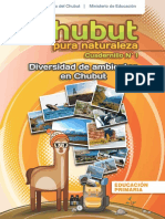 Chubut Pura Naturaleza Cuadernillo 1