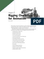 Riggin 4 Character Anmtn