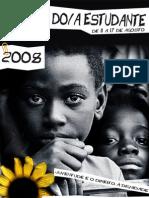 Livreto Semana Estudante 2008