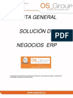 Vista General ERP