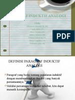 pp induktif analogi