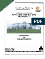 Surveying_II_Manual