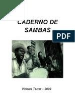 Musicas Cifradas Samba