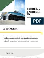 Aula 04 Empresa e Empresário