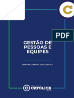 UCA Tecnologo GestaoPesEquipes