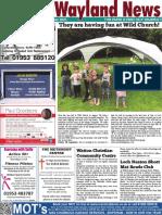 The Wayland News September 2021