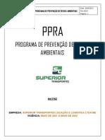 PPRA - Superior Transportes - Matriz
