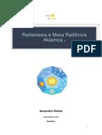 Apostila Radiestesia Akáshica + Mesa Radiônica Akáshica PDF