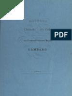 Gambaro Clarinet Method