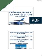 1) L'Assurance Transport Vue d'Ensemble 2 Pages 2018