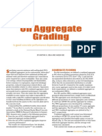 On Aggregate Grading