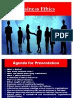 Workshop of Business Ethics