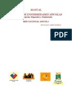 Manual control de enfermedades Apicolas