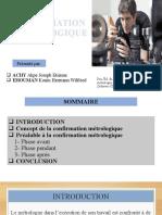 CONFIRMATION METROLOGIQUE-1