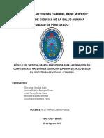 FACULTAD DE LA CARRERA DE MEDICINA UMSA. (1)