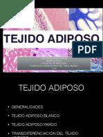 TEJIDO ADIPOSO PDF