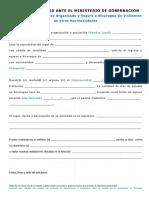 Formato Para Solicitud de Ingreso (1)