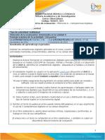 Guia de actividades y Rúbrica de evaluación - Momento 4 - Competencias digitales