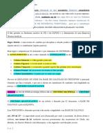 ESTUDO DA TESE DO PIS - COFINS - TRIBUTÁRIO