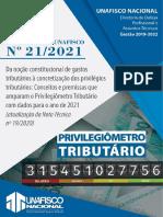 NT_21 Unafisco - privilegios reibutarios