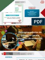 Ciclo de Evaluación Formativa_ Elaboración_ Criterios_ Evaluación