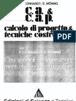 LEONHARDT - II - Casi Speciali Di Dimension Amen To Nelle Costruzioni
