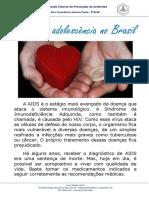 2015 09 - Aids Na Adolescencia