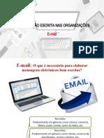 COMUNICAÇÃO ESCRITA NAS ORGANIZAÇÕES - Cópia