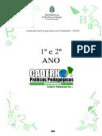 Caderno 3 - Lngua Portuguesa - 1 e 2 Ano (1)