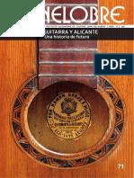 CANELOBRE Miguel Javaloy La Guitarra y Alicante_Una Historia de Futuro