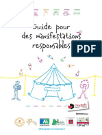 Guide Manifs Responsables 2010
