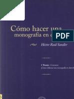 COMO_HACER_UNA_MONOGRAFIA_EN_DERECHO_-_HECTOR_RAUL_SANDLER